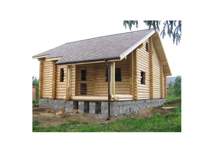 бруса: загородное строительство домов